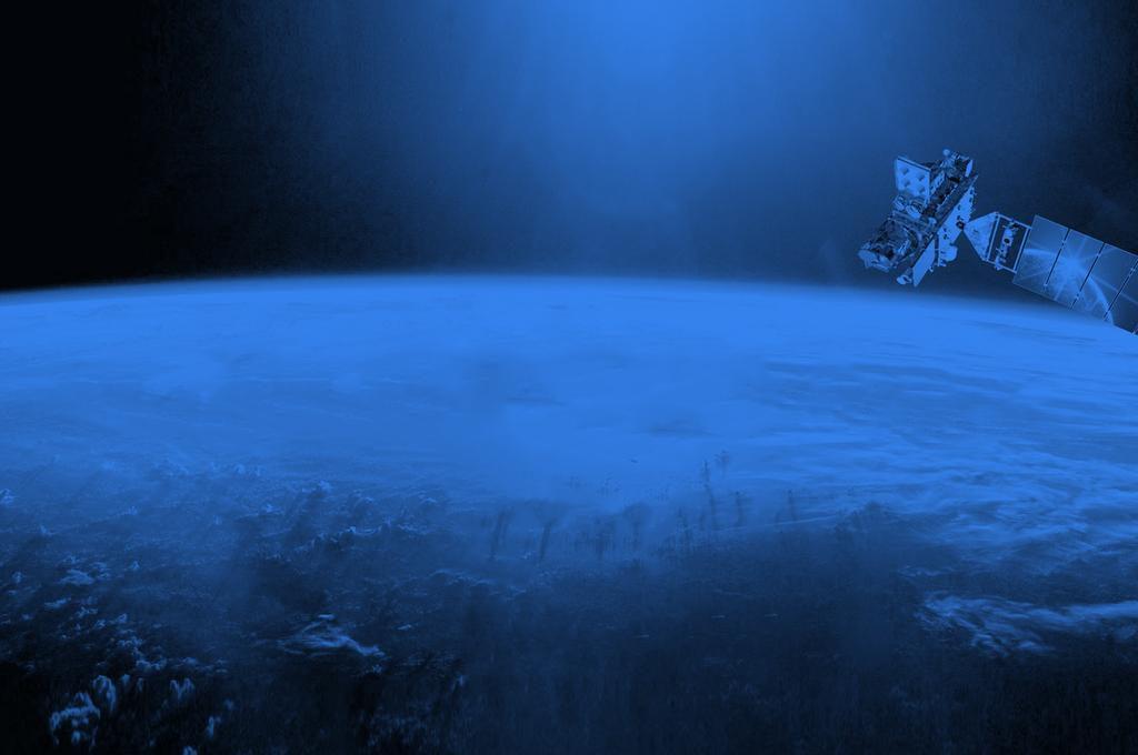 Роскосмос создает спутник для поиска полезных ископаемых
