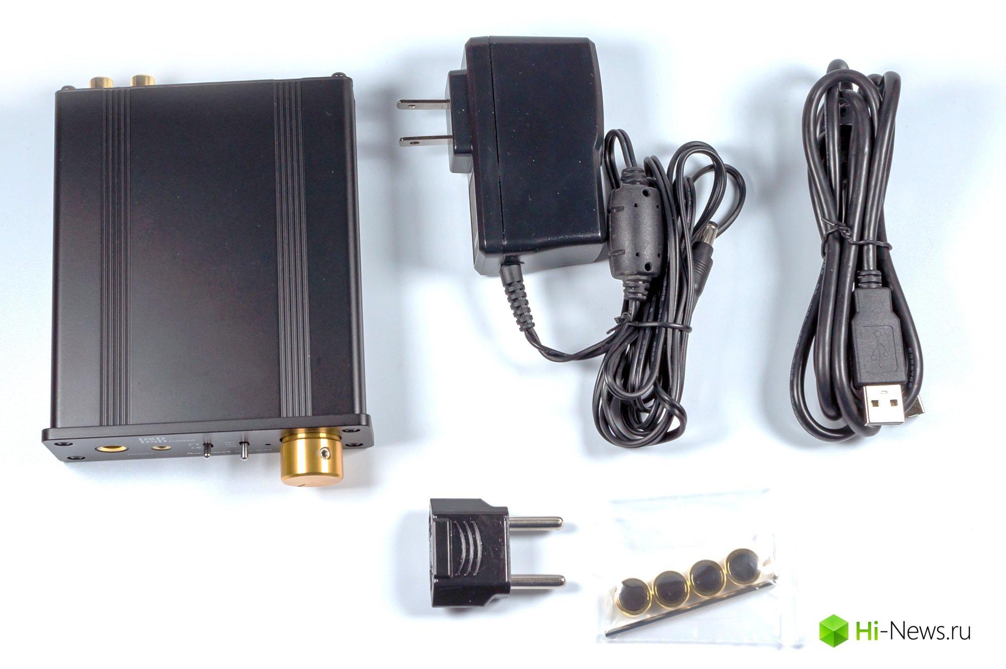 Обзор ЦАП и усилителя для наушников Audinst HUD-DX1 второй версии
