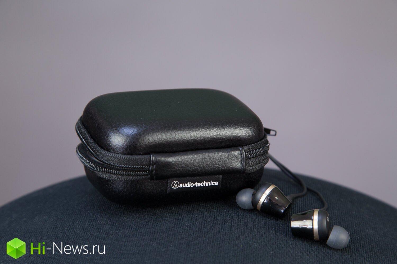 Японцы смогли! Обзор наушников Audio-Technica ATH-CKR100iS
