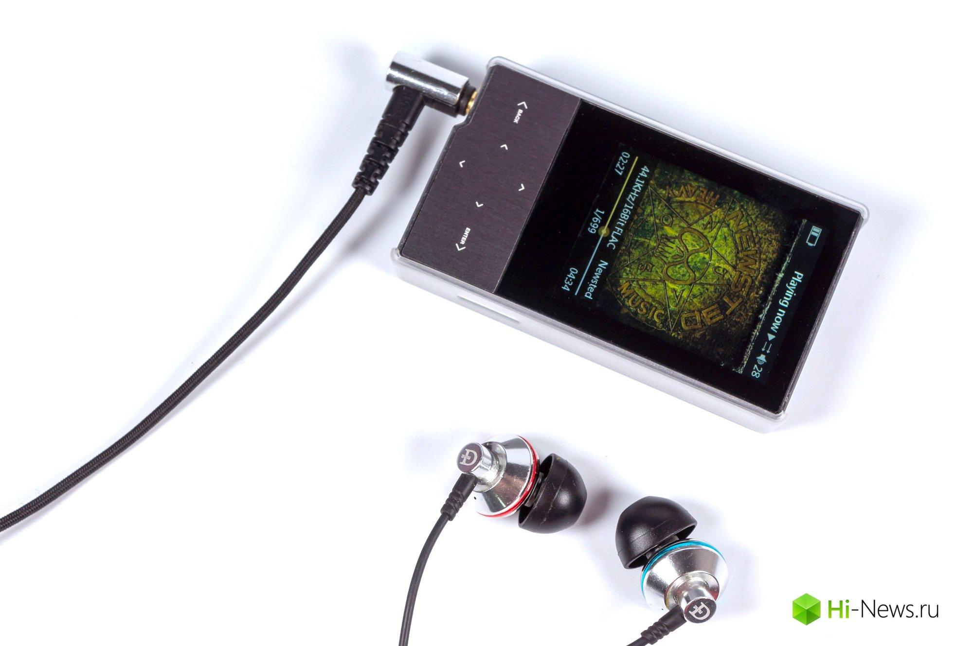 Обзор плеера Hidizs AP60II — компактная красота