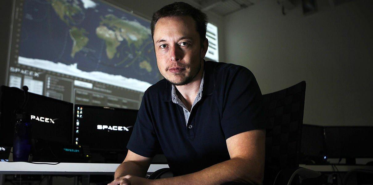 Илон Маск построит станцию Hyperloop в Вашингтоне