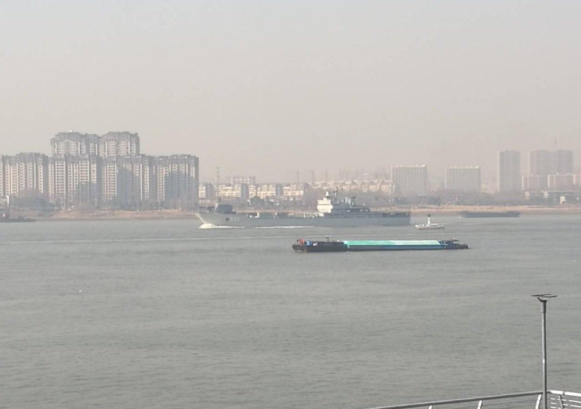 Китай готовится к морским испытаниям рельсотрона