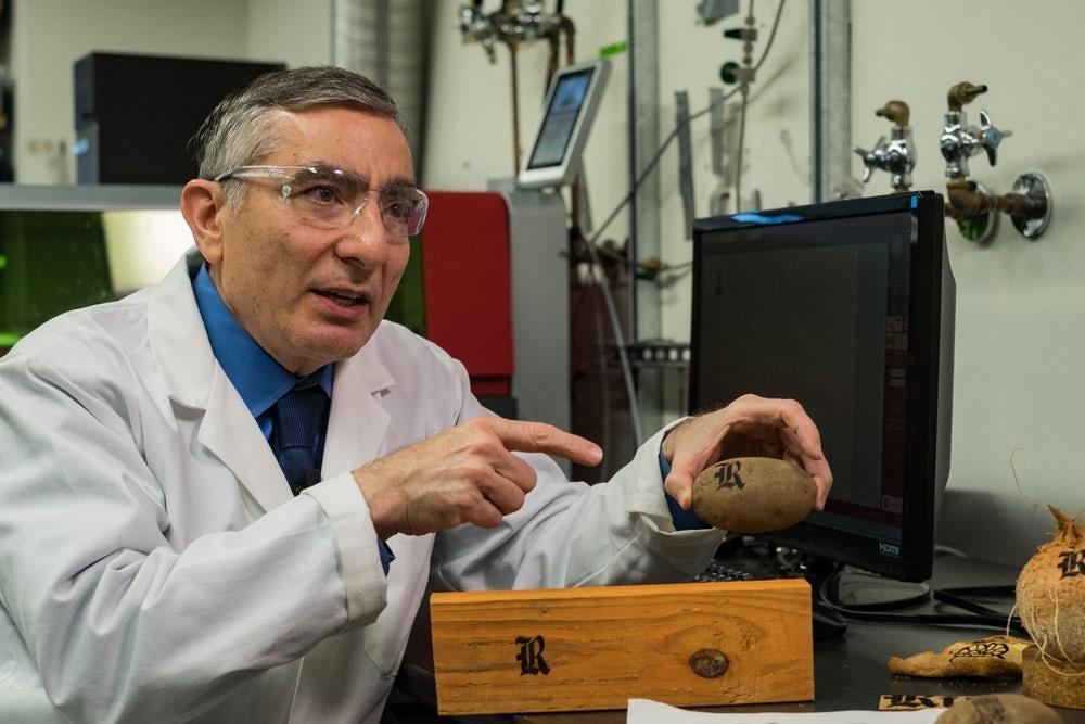RFID-метки можно наносить на еду с помощью съедобного графена