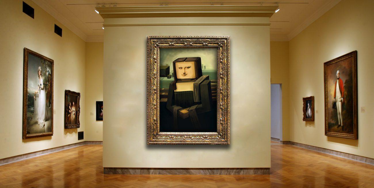 Приложение поможет украсить стены виртуальными картинами