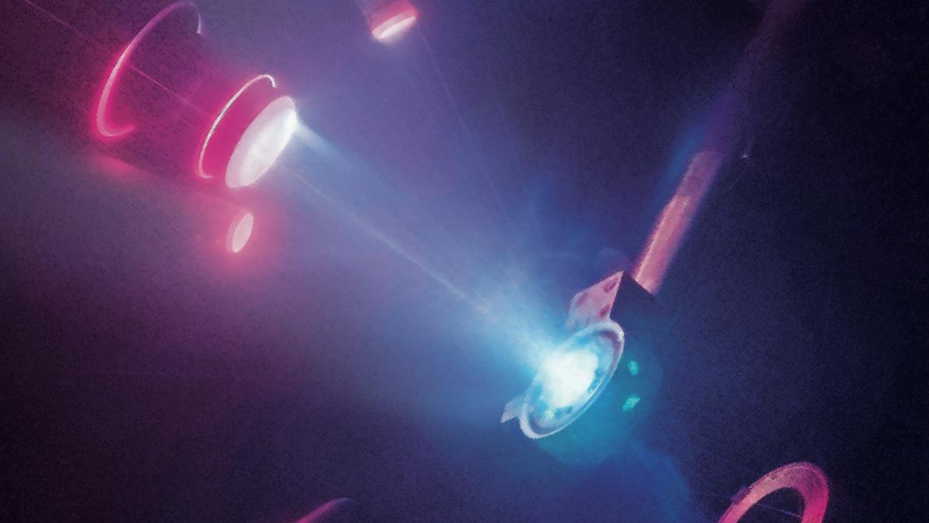 Ученые получили «невозможную» форму льда, которая может существовать только на Уране