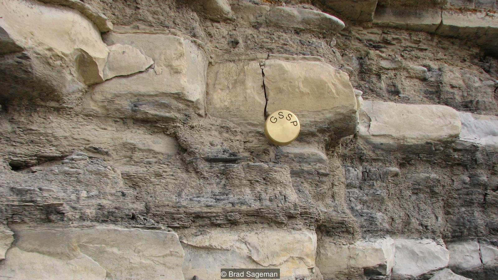 Каким местом на Земле можно отметить начало антропоцена?