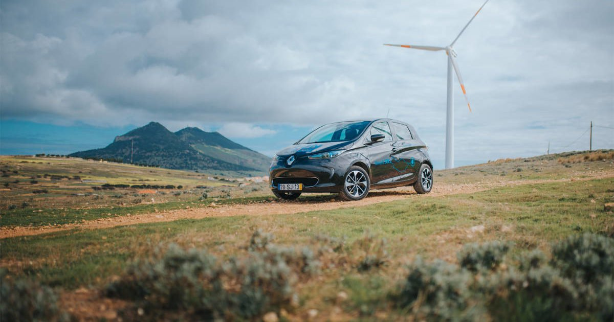 Renault оснастит остров Порту-Санту системой накопления энергии из старых аккумуляторов
