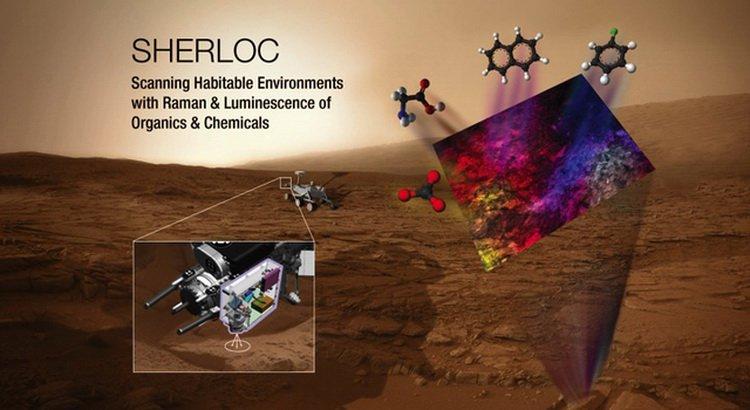 Вместе с новым марсоходом в 2020 году на Красную планету полетит ее «отвалившаяся часть»