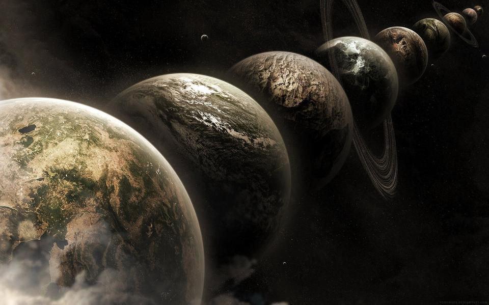 Почему мы до сих пор не врезались в другую вселенную?