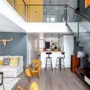 Двухуровневая квартира вашей мечты