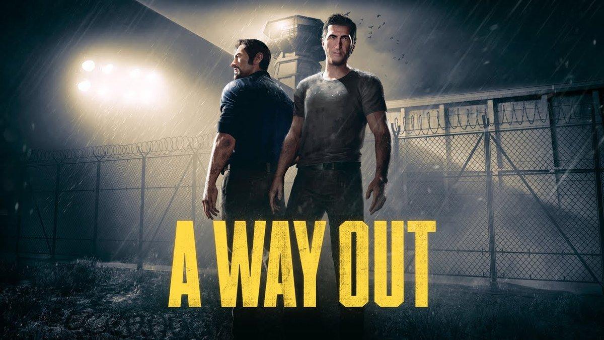 Обзор игры A Way Out