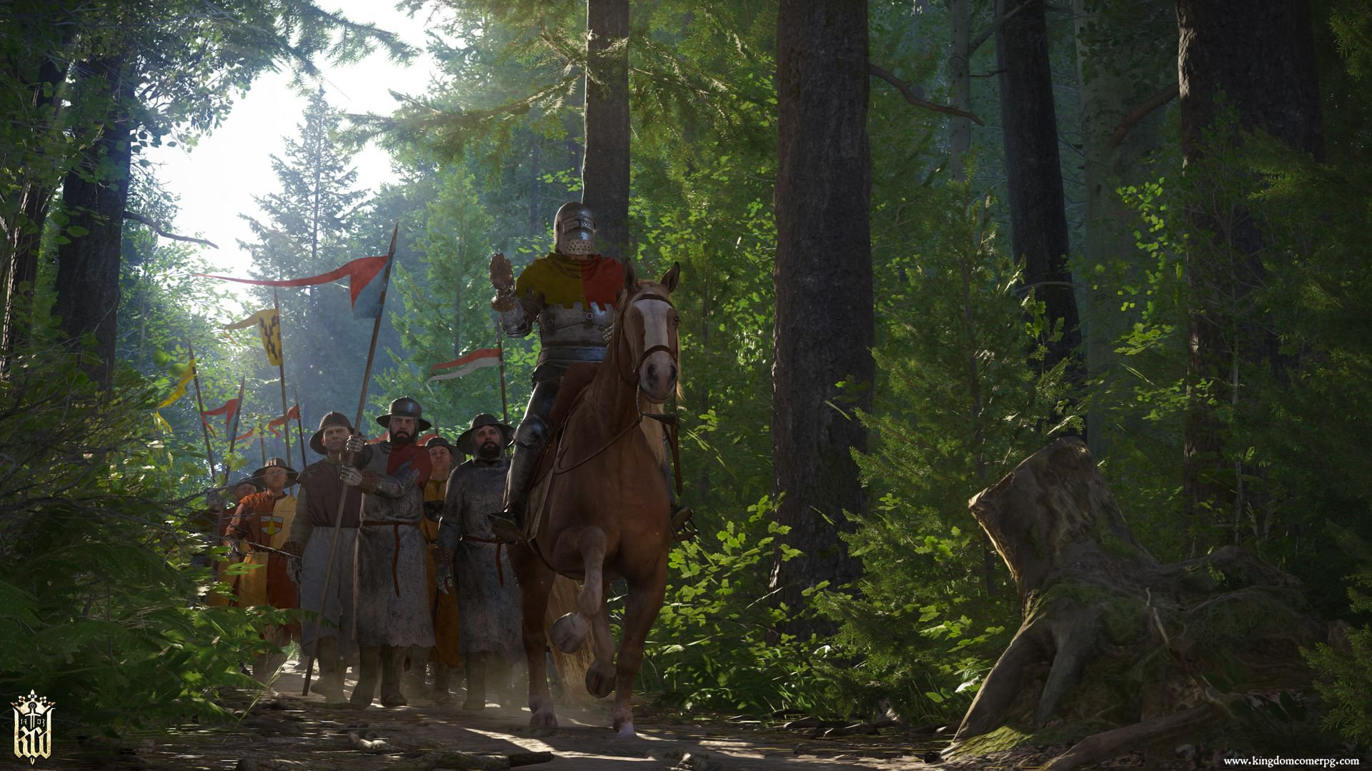 Обзор игры Kingdom Come: Deliverance: из грязи в князи