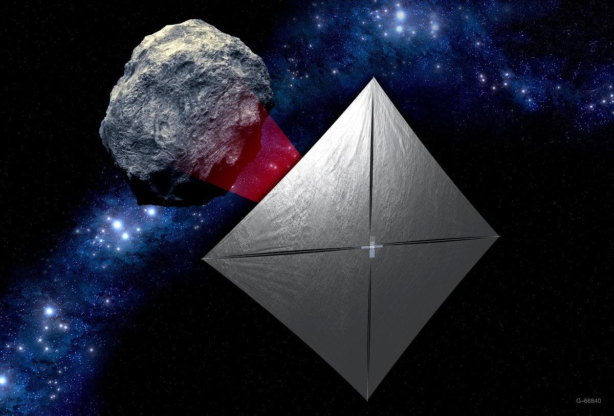 Запуск солнечного паруса 2.0 на околоземную орбиту состоится этим летом