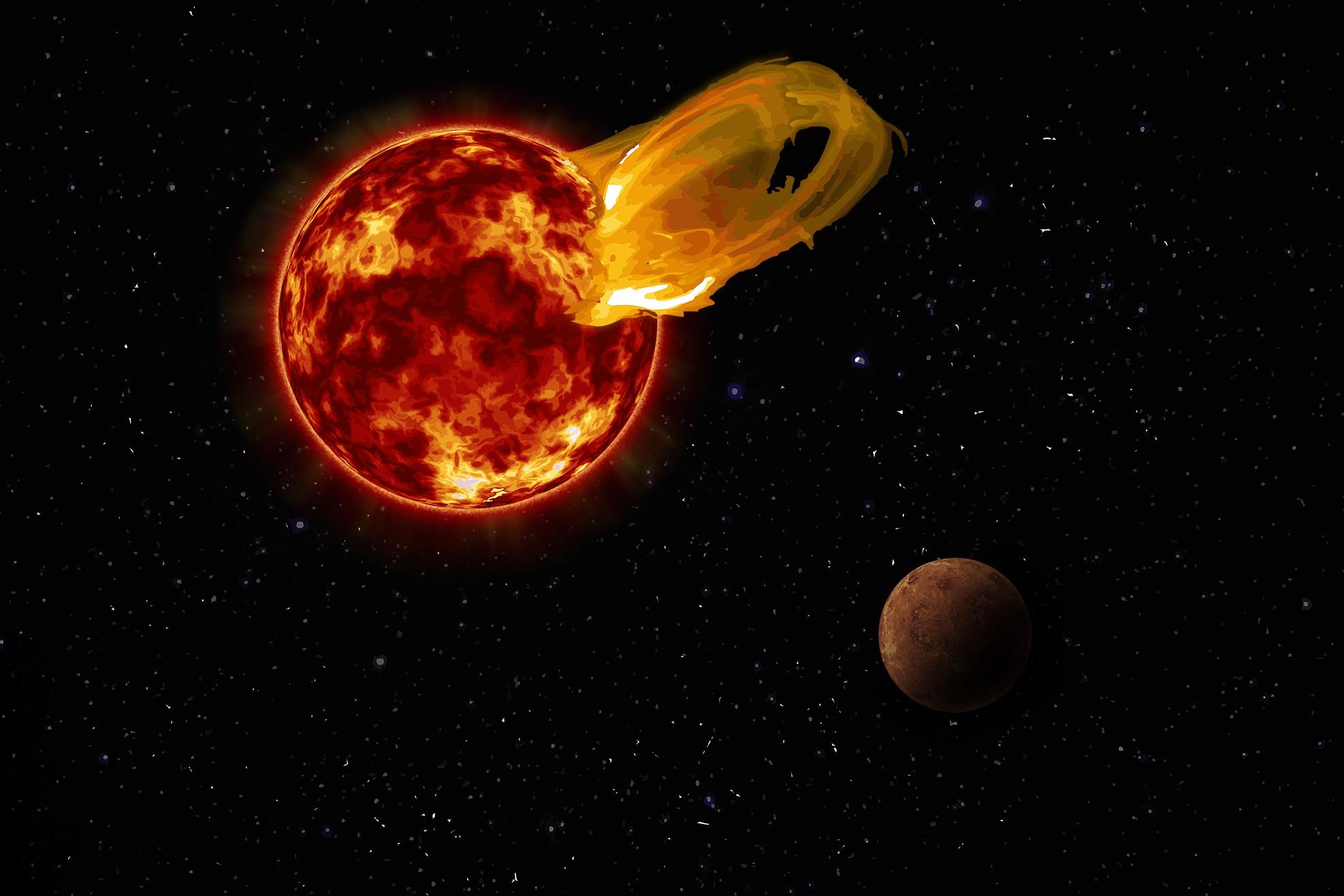 Любая возможная форма жизни на планете Проксима b только что была уничтожена