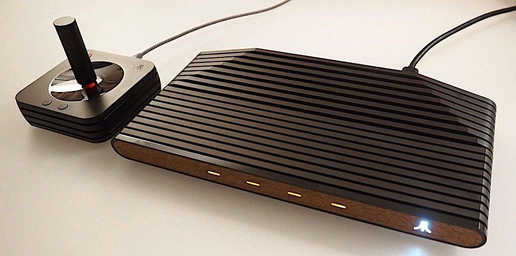 Atari показала неигровой прототип новой приставки «VCS» на GDC 2018
