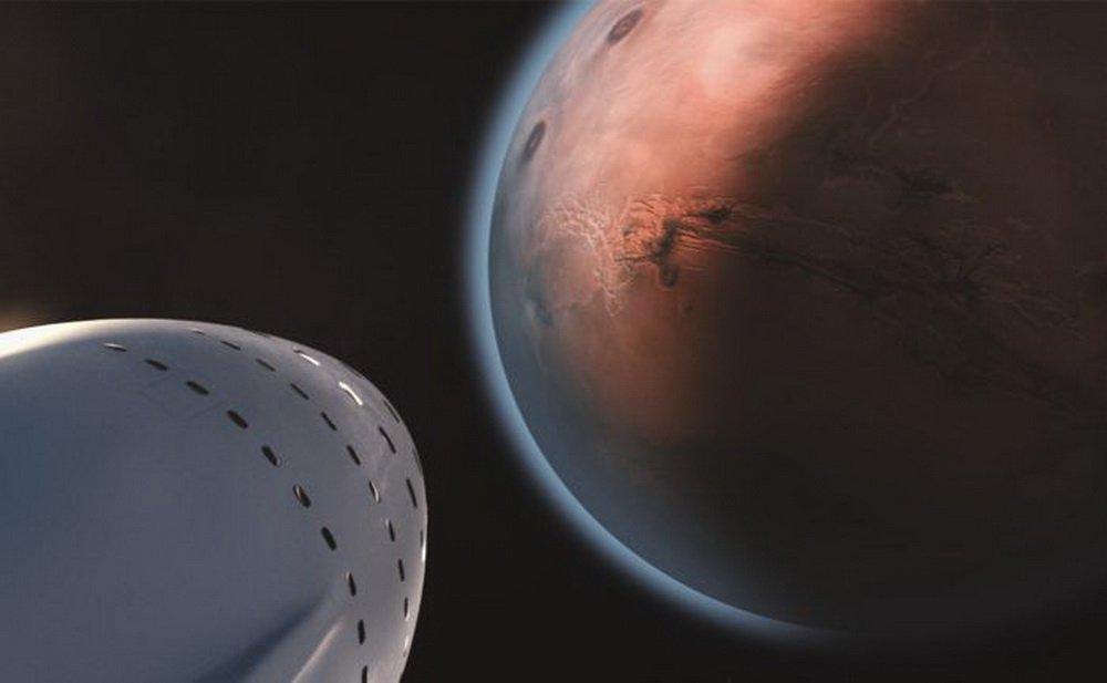 Илон Маск рассказал о своих надеждах, возлагаемых на новую ракету BFR