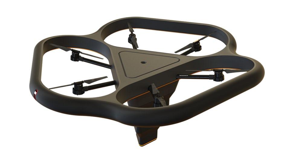 Fly Elephant: первый летающий 3D-принтер