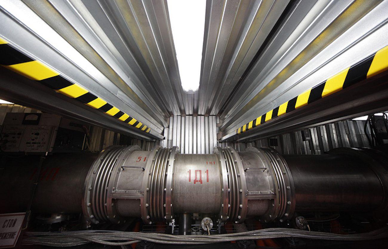 Первый эксперимент на коллайдере в подмосковной Дубне начался