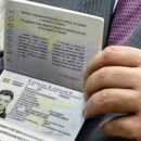 Биометрический паспорт для поездок в Европу