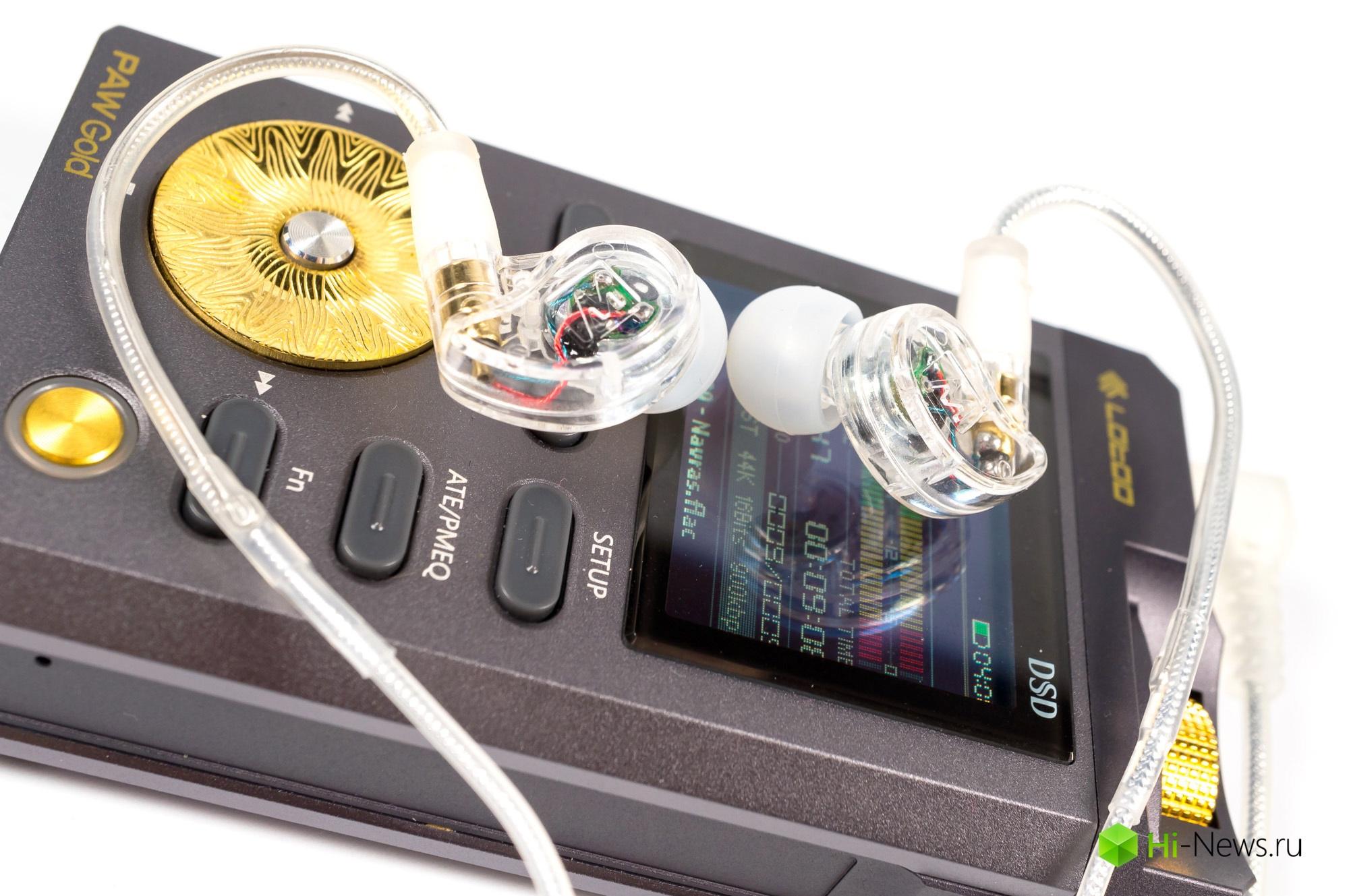 Обзор второго поколения наушников MEEAudio M6Pro — мониторность