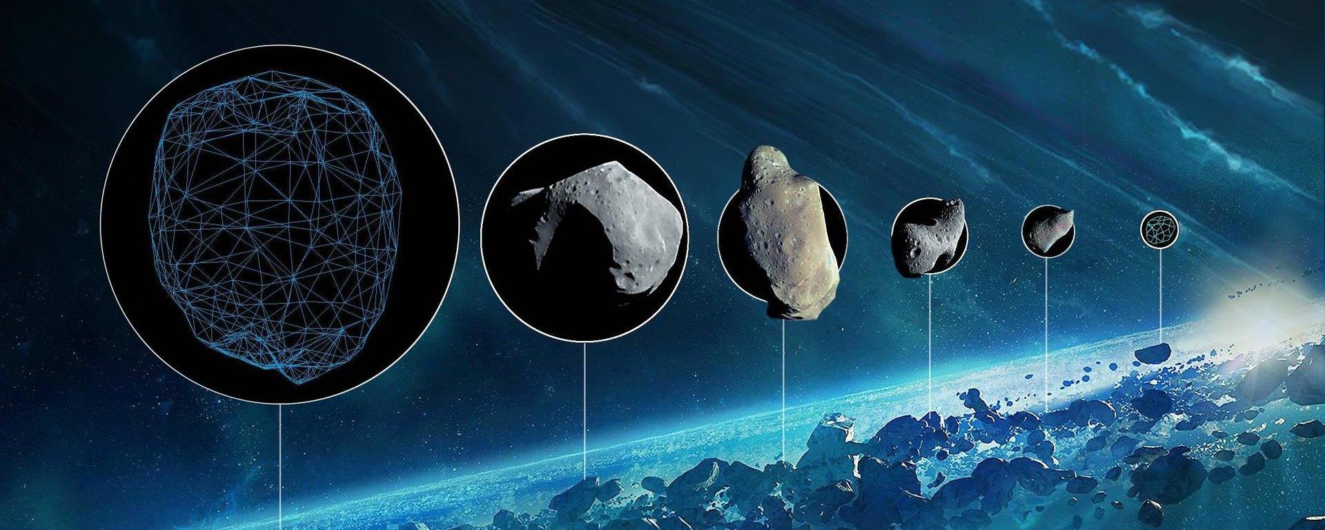 Эксперимент с пушкой доказал, что астероиды могли занести воду на Землю