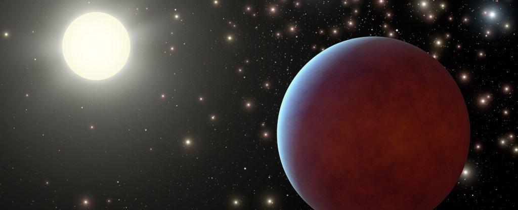 Обнаружена планета, поглощающая почти 99 процентов достигающего ее света