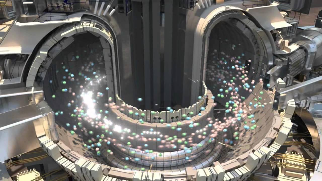 Российские ученые смоделировали поведение металла в термоядерном реакторе