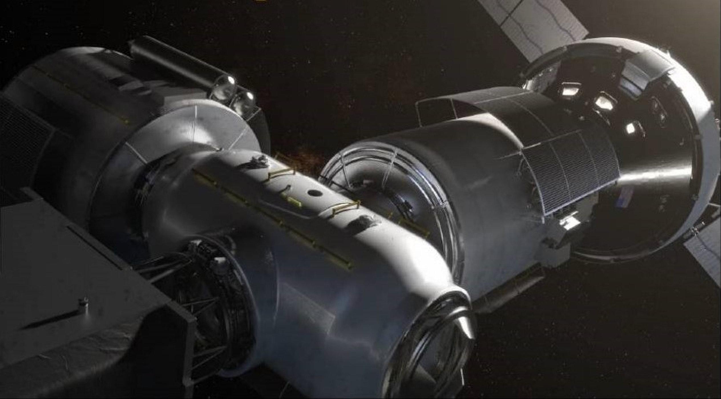 Денег нет, но мы построим: Россия попросила США профинансировать создание лунного модуля