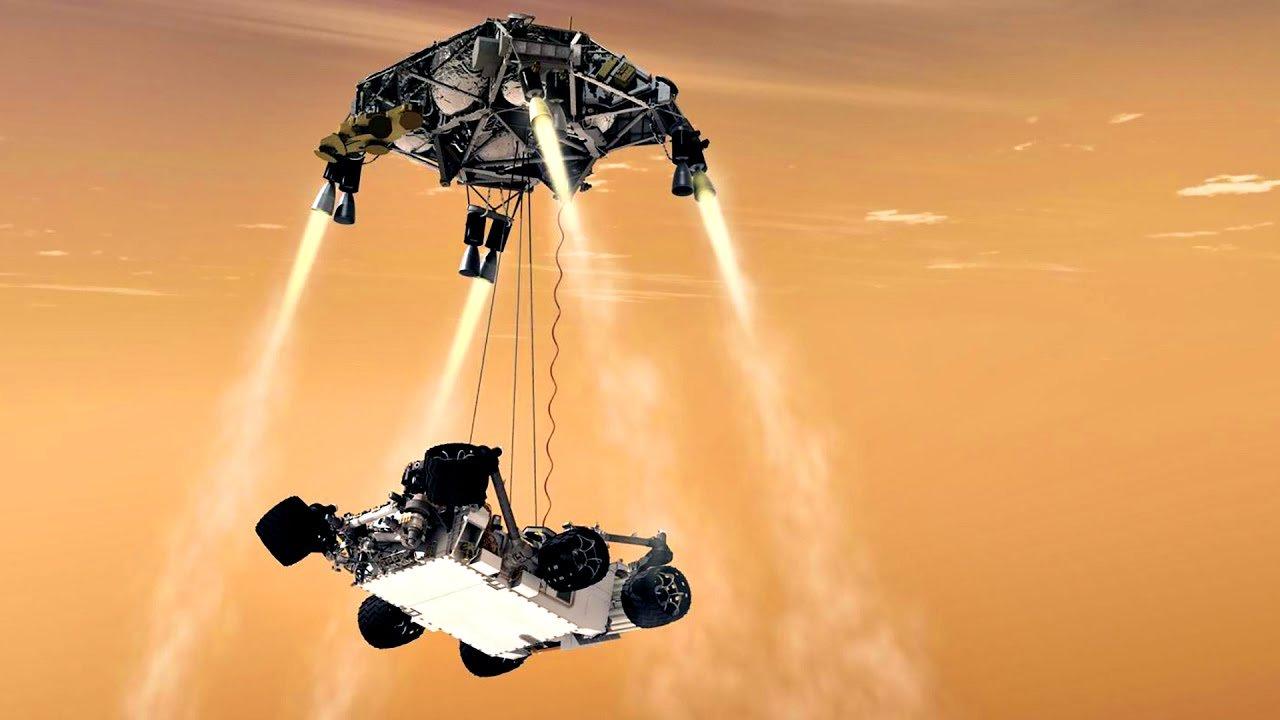 Миссия Mars 2020 оказалась под угрозой
