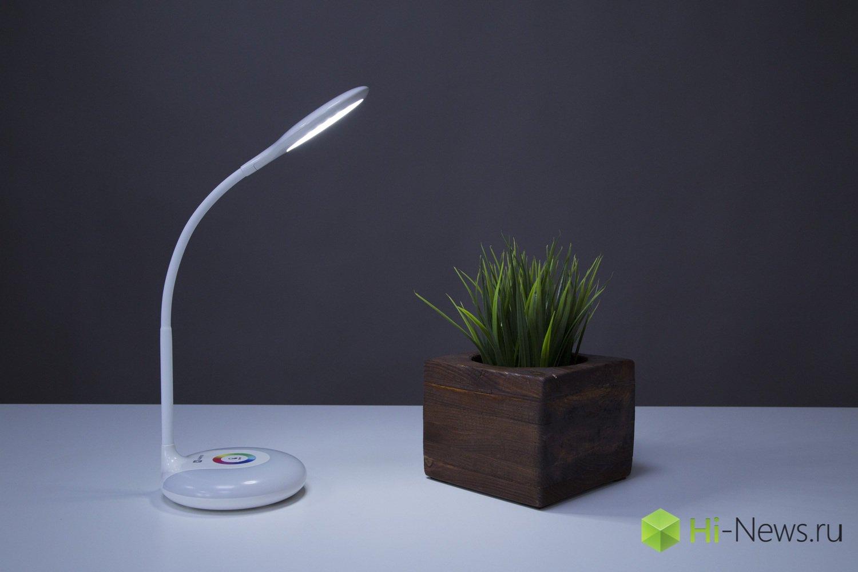 Светодиодные лампы Harper — стиль и свет на каждый стол!