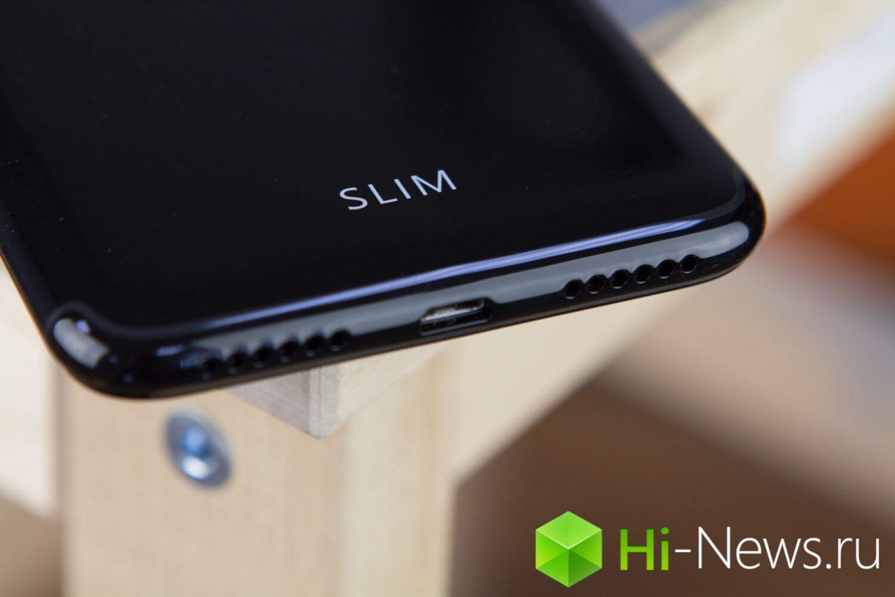 Не толще шариковой ручки: обзор BQ Slim