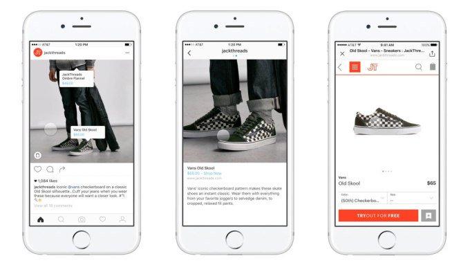 Instagram тихо запускает собственные платежи внутри социальной сети