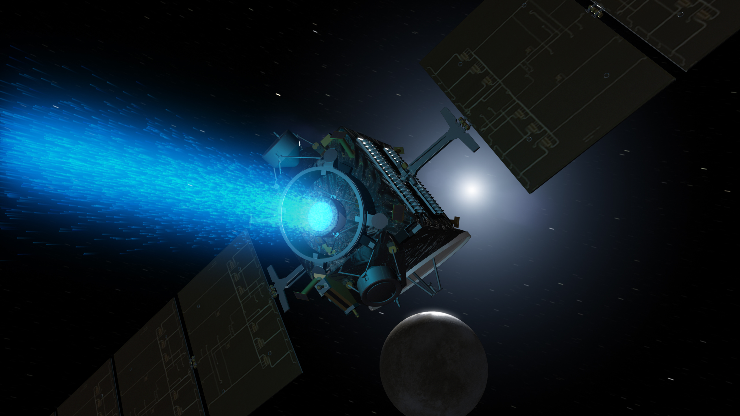 Эти ракетные технологии будущего смогут доставить людей на Марс