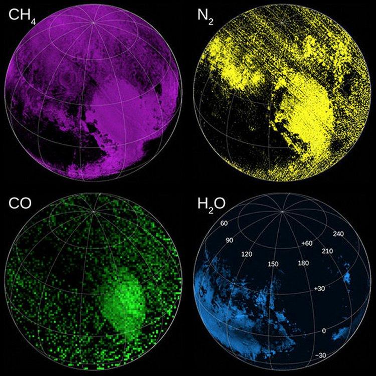 Плутон может являться гигантской свалкой комет