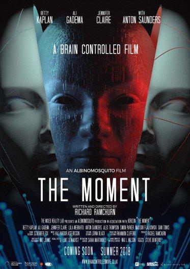The Moment: первый фильм, сюжет которого зритель сможет контролировать при помощи мозговых импульсов