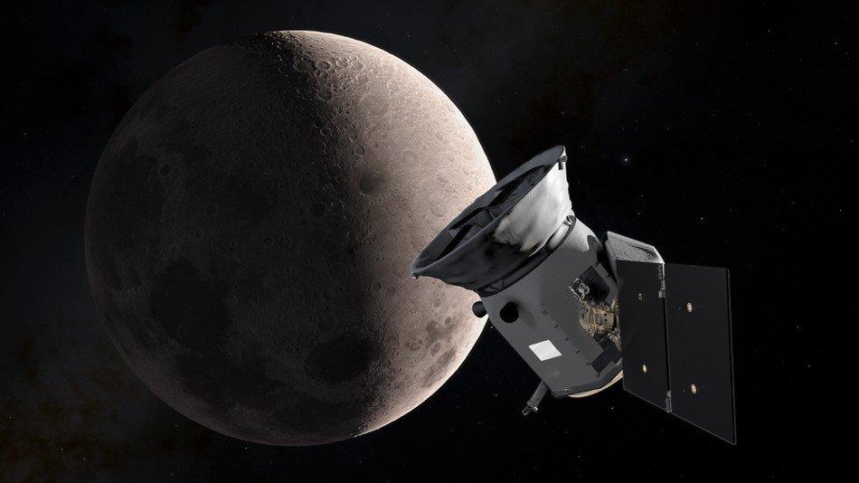 #фото дня | Новый телескоп TESS агентства NASA сделал первую фотографию