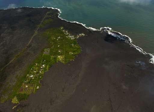 Когда закончится извержение вулкана на Гавайях? Что будет с лавой?