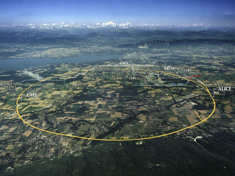 ЦЕРН начинает серьезное обновление, чтобы извлекать больше данных из столкновений атомов