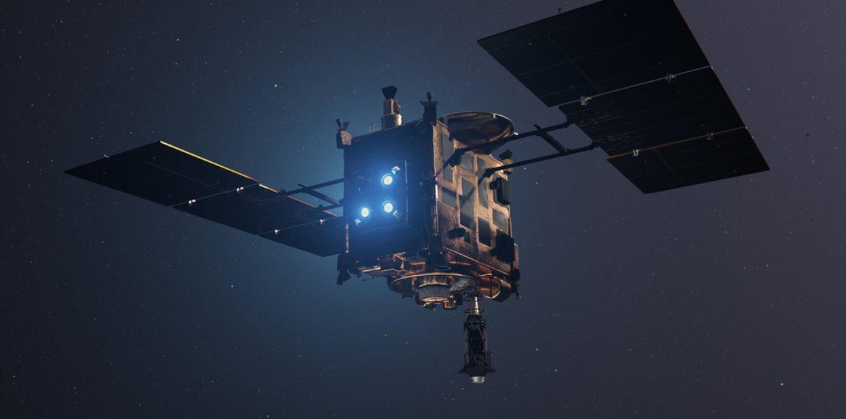 Японский зонд Hayabusa2 получил первые изображения астероида «Рюгу»