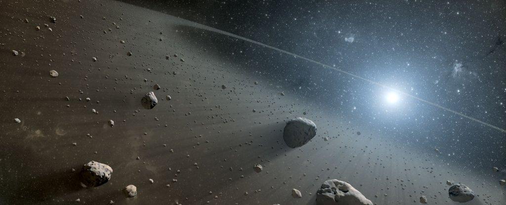 NASA представило новый план по отражению астероидных угроз