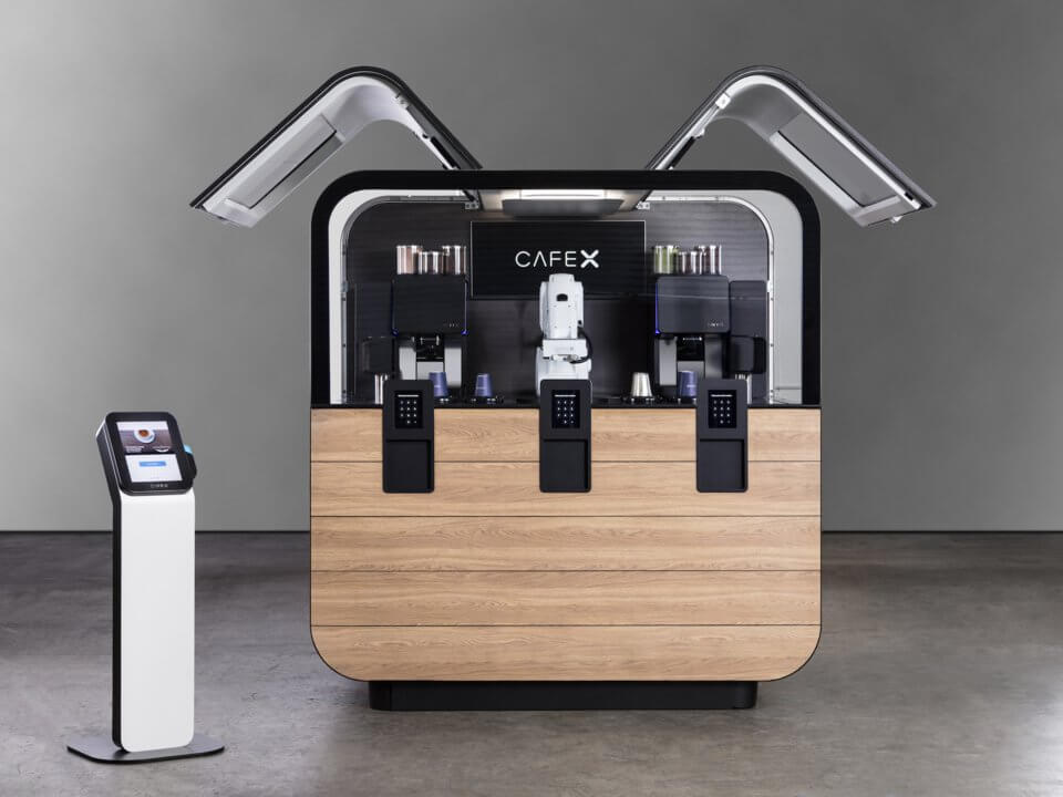 Роботы уже заменили бариста в кофейнях Сан-Франциско, каково это?