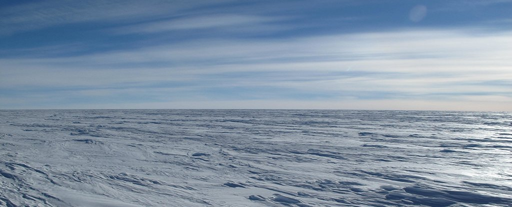 Ученые зафиксировали рекордно низкую температуру на Земле