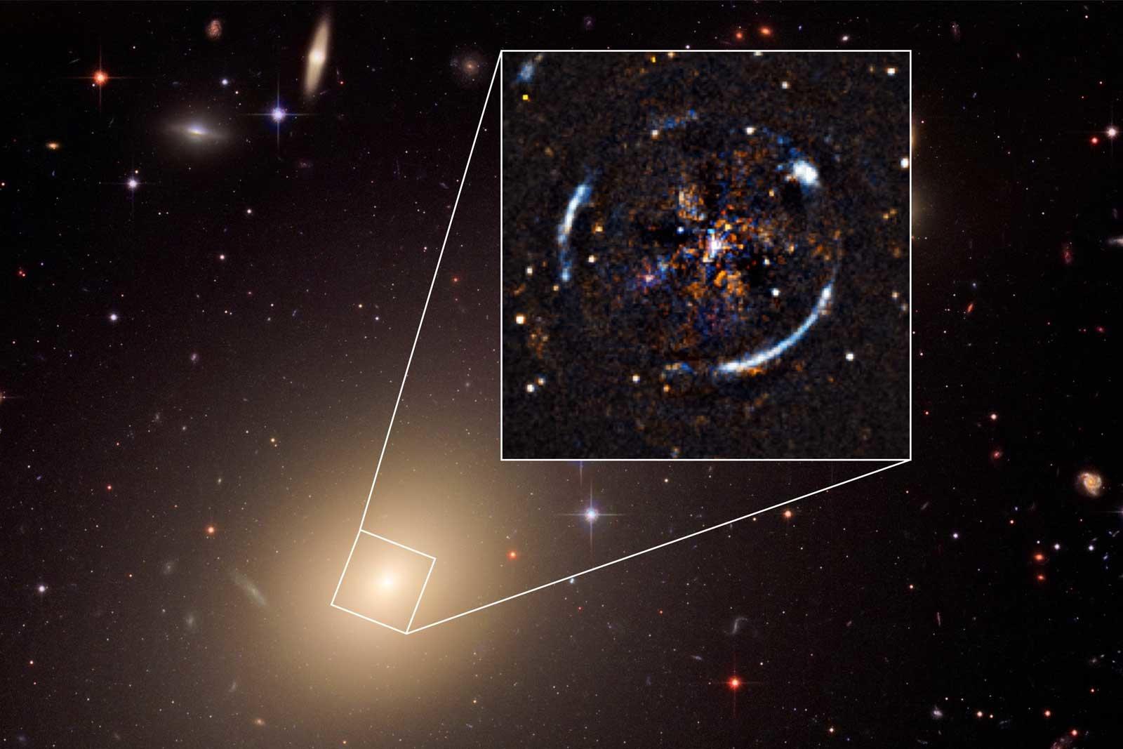 Теорию относительности подтвердили на галактическом уровне