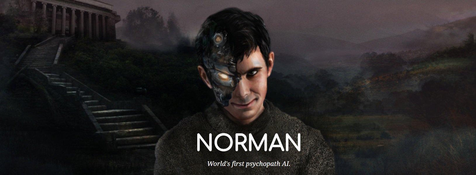 Ученые создали ИИ-психопата