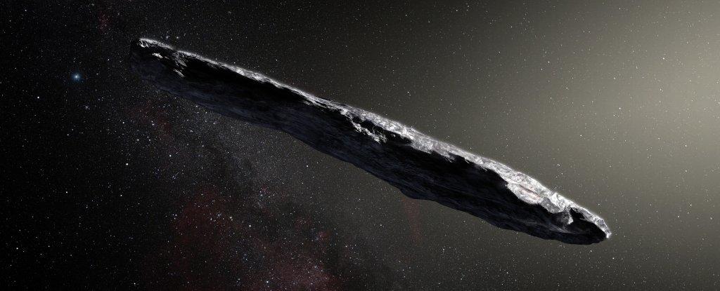Межзвездный визитер Оумуамуа оказался кометой, а не астероидом