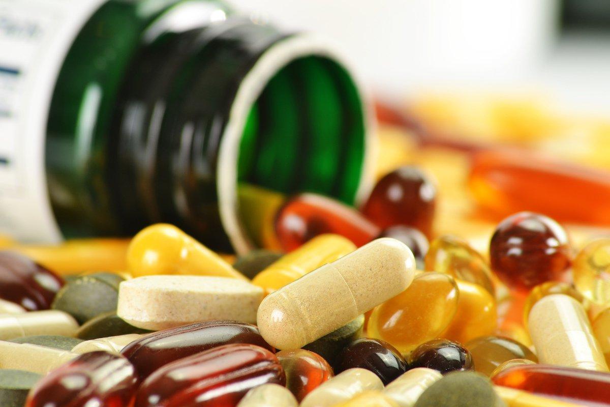 Витаминные и минеральные добавки показали свою бесполезность