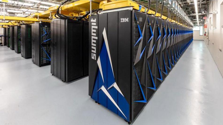 В США представлен самый мощный суперкомпьютер в мире
