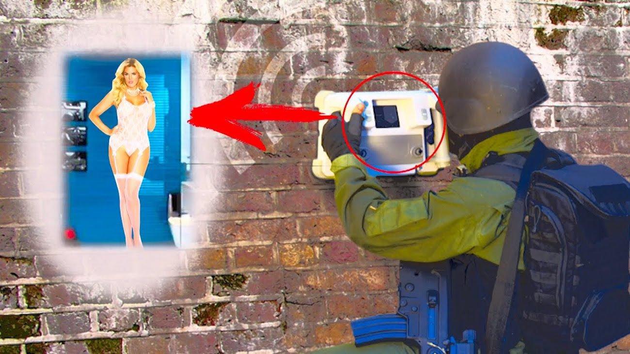 Искусственный интеллект научился распознавать людей сквозь стены