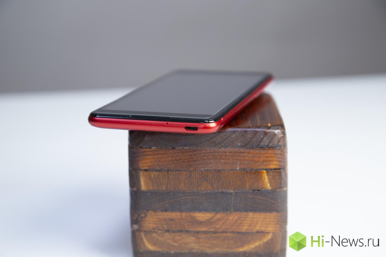Недорогой смартфон с музыкальным потенциалом