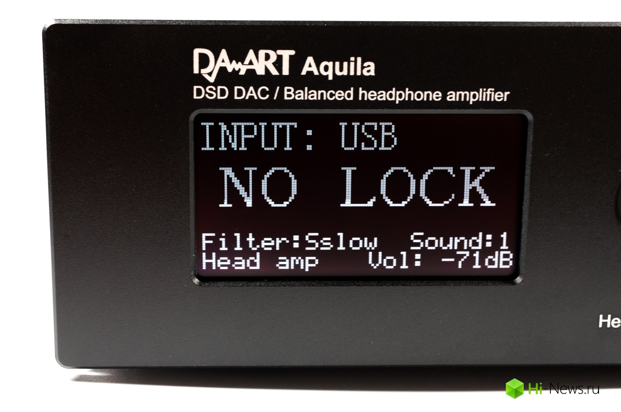 Обзор ЦАП с усилителем для наушников Yulong Daart Aquila